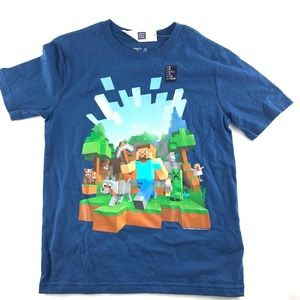 GAPKids Minecraft T-Shirt